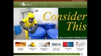 H&S 2013 February Newsletter
