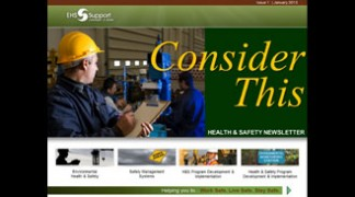 H&S 2013 January Newsletter