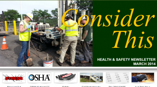 H&S 2014 Mar Newsletter