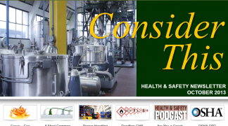 H&S 2013 Oct Newsletter