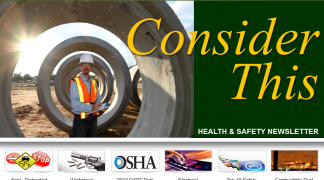 H&S 2013 April Newsletter